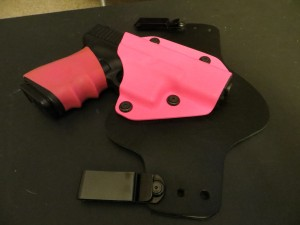 Pink Glock Pink Old Faithful Holster