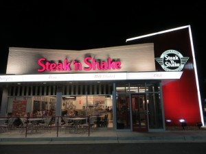 Steak and Shake Building