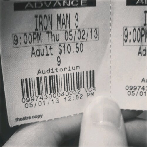 Watched the Midnight Premiere of Iron Man 3